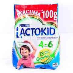 Lactokid Milk Powder For 4-6 Years Old Kids