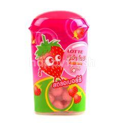 Lotte Fusen No Mi Strawberry