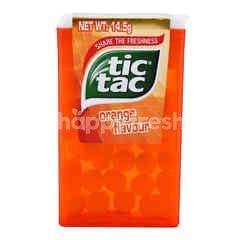 Tic Tac Orange Flavour Candy