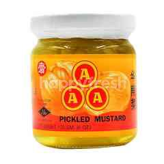 AAA Pickled Mustard