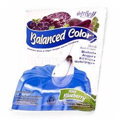 Nutrijell Balanced Color Blueberry