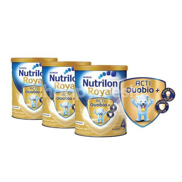 Nutrilon Nutricia Nutrilon Royal 4 Baby Formula Milk Vanilla 800g