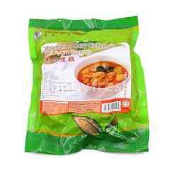LOTUS VEGETARIAN Vegetarian Curry Chicken