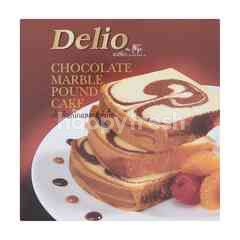 S&P Delio Chocolate Marble Pound Cake