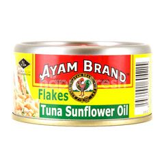 Ayam Brand Tuna Flakes In Oil