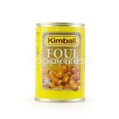 Kimball Foul Medammas