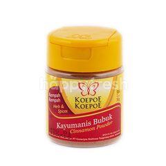 Koepoe Koepoe Cinnamon Powder