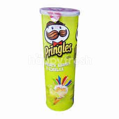 Pringles Potato Chips - Zesty Lime & Chilli