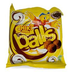 Chiki Snack Balls Chocolate