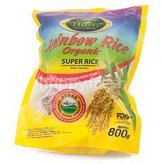 Hotel Organic Rainbow Rice
