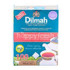 Dilmah Single Origin Tea 100% Pure Ceylon