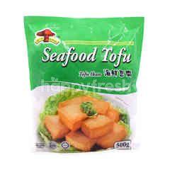 Mushroom Seafood Tofu