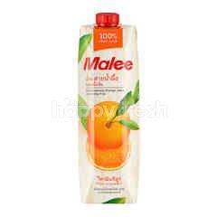 มาลี น้ำส้มสายน้ำผึ้งผสมเนื้อส้ม 100%