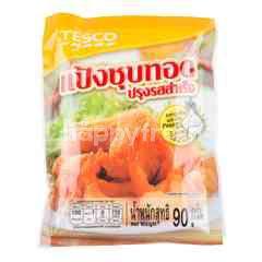 เทสโก้ แป้งชุบทอด รสกระเทียมพริกไทย