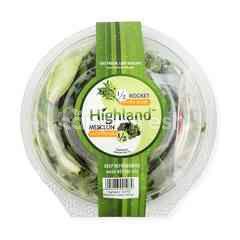 Fresca 50/50 Mesclun and Wild Rocket Salad