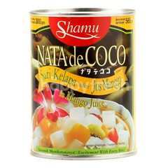 Shamu Nata De Coco In Mango Juice
