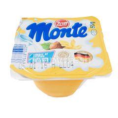 Zott Monte Vanilla Pudding