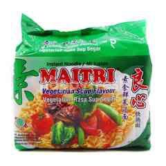 Maitri Vegetarian Soup Flavour Instant Noodle
