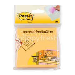 โพสต์-อิท กระดาษโน้ต ชนิดมีกาว สีส้ม