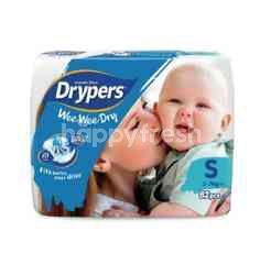 Drypers Wee Wee Dry Mega Pack Diapers S82