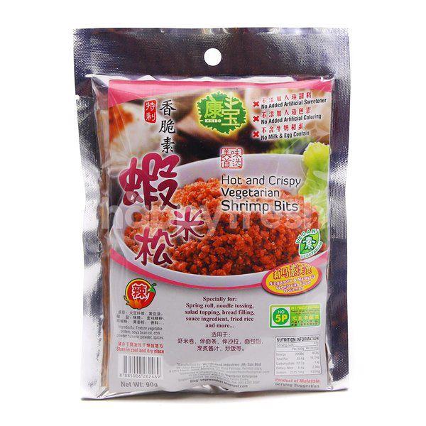 Kenbo Hot And Crispy Vegetarian Shrimp Bits