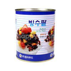 Patbingsu Redbean For Ice Water 850g