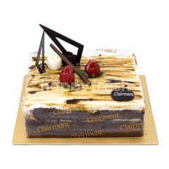 Clairmont Caramel Lux Cake 20x20