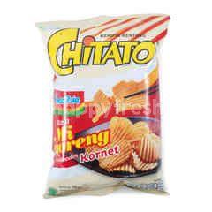 Chitato Indomie Fried Noodle Beef Corned Flavor Potato Chips