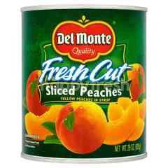 Del Monte Fresh Cut Sliced Peaches
