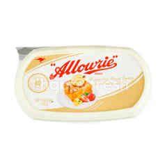อลาวรี่ เนยผสมน้ำผึ้งและเมเปิ้ลไซรัป
