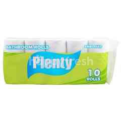 Plenty Embossed Bathroom Roll Tissue