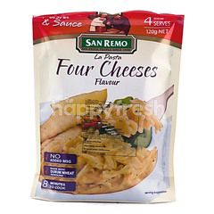 San Remo Four Cheeses Flavour Pasta