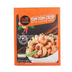Thai Tanya Tom Yum Crisp With Cashew Nuts