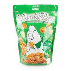 Wonder Puff Gourmet Popcorn Cashew Caramel
