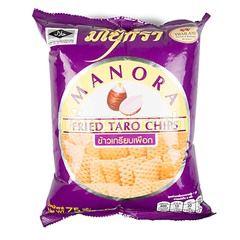 Manora Fried Taro Chips