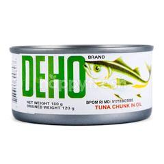 Deho Tuna Chunk in Oil