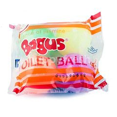 Bagus Toilet Ball