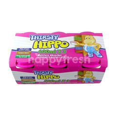 Thirsty Hippo Moisture Absorber For Cupboards & Small Spaces