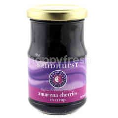 SANDHURST Amarena Cherries In Syrup