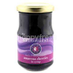SANDHURST Amarena Cherries In Syrup