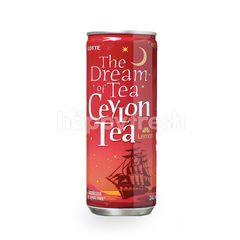 Lotte Chilsung The Dream Of Tea Ceylon Tea