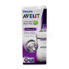 Avent Natural Feeding Bottle (260 ml)