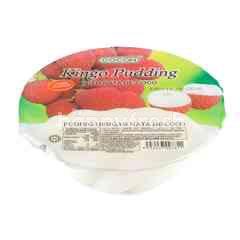 Cocon Kingo Pudding Lychee