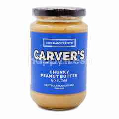 Carver's Chunky Peanut Butter No Sugar