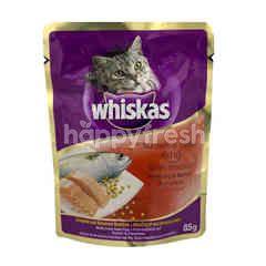 Whiskas Mackerel & Salmon