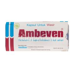 Ambeven Capsules for Hemorrhoids