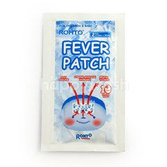 Rohto Fever Patch for Children & Baby