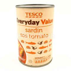 Tesco Everyday Value Tomato Sauce Sardine