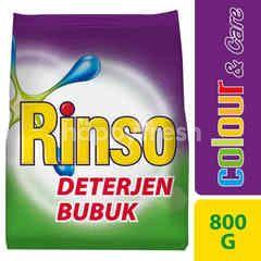 Rinso plus Colour & Care Powder Laundry Detergent