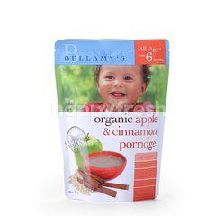 BELLAMY'S Organic Apple & Cinnamon Porridge
